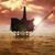 olaj · part · california · tenger · kék · ipar - stock fotó © rudall30