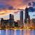 Chicago · Illinois · sokak · sahne · ışık · köprü - stok fotoğraf © rudi1976