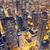 Chicago · akşam · karanlığı · şehir · merkezinde · gökdelenler - stok fotoğraf © rudi1976