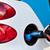 coche · eléctrico · azul · cable · futuro · limpio - foto stock © ruigsantos
