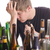 Young man alcohol abuse stock photo © runzelkorn