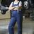 研修生 · ガレージ · 見える · 誇りに思う · 女性 - ストックフォト © runzelkorn