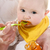 bebek · kol · el · turuncu · portre - stok fotoğraf © runzelkorn