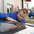 auto · riparazione · vernice · verificare · auto · meccanico - foto d'archivio © runzelkorn