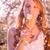 karahindiba · genç · güzel · kız · ayakta · akşam - stok fotoğraf © runzelkorn