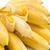 maduro · amarelo · bananas · branco · isolado · comida - foto stock © ruslanomega