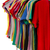 színes · pólók · csetepaté · izolált · fehér · divat - stock fotó © ruslanomega