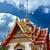 美しい · 白 · 寺 · 現代の · タイ - ストックフォト © ruslanomega