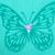 green butterfly stock photo © ruslanomega