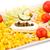 кнут · кремом · каштан · подготовка · мучной · фрукты - Сток-фото © ruzanna