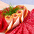孤立した · ベーコン · 2 · ストリップ · 調理済みの · 白 - ストックフォト © ruzanna