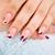 vrouw · handen · rode · nagels · jonge · vrouw · lang - stockfoto © ruzanna