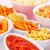 batata · milho · trigo · batatas · fritas · vermelho - foto stock © ruzanna