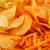 batatas · fritas · isolado · branco · festa · fundo - foto stock © ruzanna