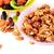 secado · frutas · nueces · edad - foto stock © ruzanna