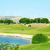 view · lago · campo · da · golf · acqua · foresta · estate - foto d'archivio © ruzanna