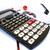 rojo · calculadora · claves · blanco · negocios · dinero - foto stock © ruzanna