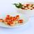 aislado · blanco · textura · pan · ensalada · objeto - foto stock © ruzanna