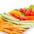 maíz · nachos · tomate · salsa · caliente · comer - foto stock © ruzanna