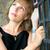bastante · mulher · jovem · gaiola · cara · beleza · retrato - foto stock © ruzanna