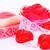 fehér · gyertyák · rózsa · égő · mintázott · klasszikus - stock fotó © ruzanna