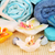 towels soaps flower candles stock photo © ruzanna