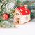 Рождества · украшение · соснового · красный · зеленый - Сток-фото © ruzanna