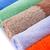 toalhas · colorido · branco · praia · laranja · verde - foto stock © ruzanna