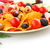 nachos · aceitunas · cerdo · lomo · hortalizas · imagen - foto stock © ruzanna