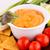 nachos · sajt · mártás · zöldségek · kép · háttér - stock fotó © ruzanna