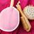 handdoeken · spa · ingesteld · geïsoleerd · witte · bloem - stockfoto © ruzanna