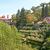 mosteiro · botânico · jardim · ver · banco · construção - foto stock © ruzanna