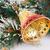 Navidad · campana · verde · resumen · nieve · invierno - foto stock © ruzanna