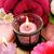 сирень · закрывается · цветы · границе · Purple · розовый - Сток-фото © ruzanna