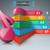 üzlet · infografika · szám · ikon · design · sablon · marketing - stock fotó © rwgusev