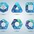 3D · infografika · design · sablon · marketing · ikonok · jelző - stock fotó © rwgusev