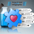 egészség · ikon · 3D · orvosi · infografika · üzlet - stock fotó © rwgusev