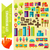 conjunto · cidade · infográficos · estilo · árvore · estrada - foto stock © sabelskaya