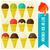 conjunto · sorvete · waffle · copo · comida · vidro - foto stock © sabelskaya