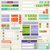 elementos · projeto · ui · conjunto · vetor · quadro - foto stock © sabelskaya
