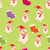 christmas · kartkę · z · życzeniami · czerwony · niebieski · różowy - zdjęcia stock © sabelskaya