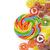 meyve · beyaz · doku · çocuk · arka · plan - stok fotoğraf © saddako2