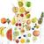 pomarańczowy · plasterka · objętych · wody · owoce · żywności · zdrowe · odżywianie - zdjęcia stock © saddako2