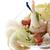 salad with shrimps stock photo © saddako2
