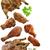 poulet · ailes · jambes · pièces · tomate - photo stock © saddako2