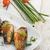 krémes · mártás · előétel · fehér · étel · tányér - stock fotó © saddako2