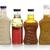 salade · olijfolie · slasaus · flessen · voedsel - stockfoto © saddako2