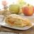 slice of an apple strudel stock photo © saddako2
