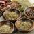 sarımsak · karanfil · yaprak · çanak · seramik - stok fotoğraf © saddako2