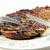 carne · filetto · forcella · isolato · bianco · alimentare - foto d'archivio © saddako2